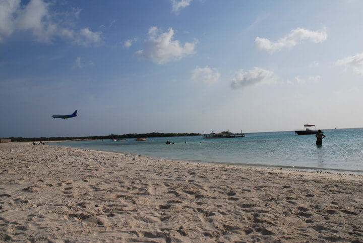 Aruba stranden